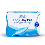 Lady Day Pro (Normal прокладки)  245mm